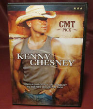 Kenny Chesney CMT Pick 2005 Limited Edition DVD Mint From an Adult Collection