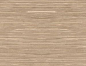 Wallpaper Beige Tan Cream Faux Grasscloth Smooth Not Textured, Looks Real Up
