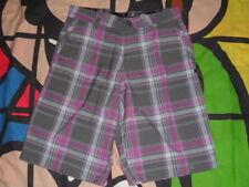 "Rip Curl Bermudas Cintura 28"", Aprox 11"" Leg. Color Multi cheque"