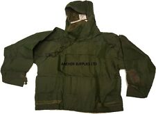 2 x British Army NBC SUIT Vacuum Sealed OLIVE GREEN MK3 Small Upto 46''