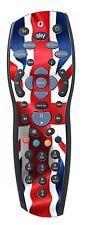 Union Jack Print Sticker/Skin sky+hd Remote controller/controll stickers r19