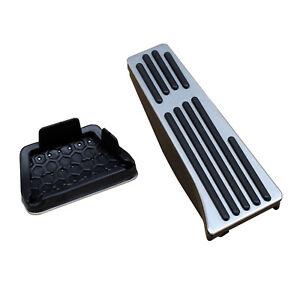 Foot Pedal For BMW F10 F11 F12 F01 E90 E91 E92 X3 X4 Z4 Gas Fuel Brake Pad Cover