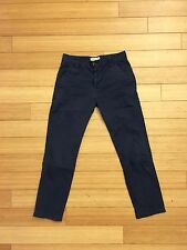 Current Elliott Wear For Love Captain Trouser Dark Navy Blue XS