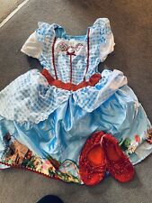 Dorothy Wizard Of Oz Costume Kids Age 9-10