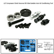 Car Auto A/C Compressor Clutch Puller Remove Installer Kit Air Conditioning Tool