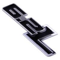 Schwarz 6.2L Emblem Aufkleber Auto Badge für Ford F-150 Raptor Mercedes AMGC-S