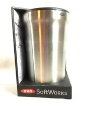 Wine Chiller OXO Soft Works Stainless Steel New Years HNY Champagne Toast