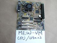 ASUS  MEW-VM Motherboard  + 500MHz CELERON SL3FY CPU & 256MB RAM