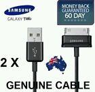 2x SAMSUNG Galaxy Tab 2 7.0 Inch 10.1 Inch Tablet USB Data Sync Charger AUStock
