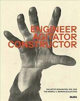 Engineer, Agitator, Constructor : The Artist Reinvented 1918-1938, Hardcover ...