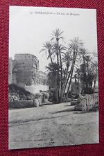 Marrakech - Remparts