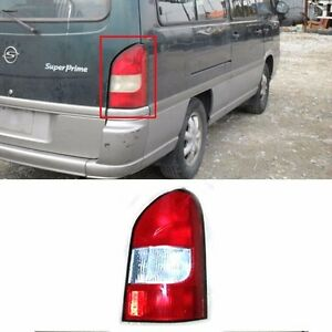 Rear Tail Lamp Lens Hosing Assy RH for Ssangyong 1995-2003 Istana OEM Parts