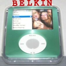 $30 BELKIN Alum & Acrylic Case~3rd Gen Apple IPOD Nano~F8Z231~covers LCD & wheel
