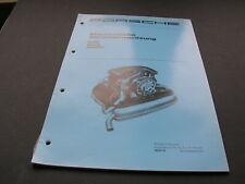 Porsche 911T S E Carrera RS 2,0-2,7 Mech. Benzineinspritzung Werkstatthandbuch