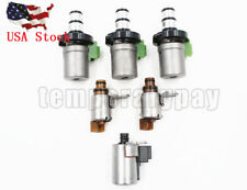 OEM 6X Transmission Shift Solenoid For C-Max EcoSport Fiesta Laser 4F27E From US