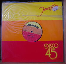 "JANET KAY CLOSER TO YOU REGGAE MAXI 45t 12"" FRENCH LP ARAWAK"