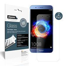 2x Huawei Honor 8 Pro Protection ecrán mat Verre souple Film Protecteur 9H dipos