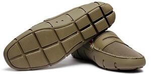 Swims Penny Loafer Khaki Driving Moccasin Loafer Men's sizes 7-12 NEW!!