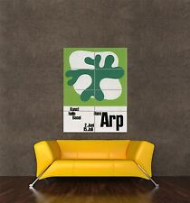 GIANT PRINT POSTER VINTAGE ADVERT SWITZERLAND HANS ARP DADA SURREALISM PDC150