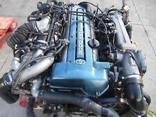 Jdm Toyota Aristo 2JZGTE VVTI Engine Front Sump oil Pan * LOW MILLEAGE CLEAN *