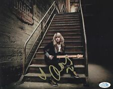 Orianthi Autographed Signed 8x10 Photo Sexy #2 ACOA