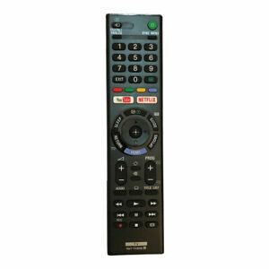 Ersatz TV Fernbedienung für Sony RMT-TX300E Fernseher