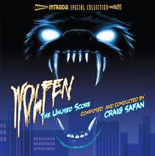 WOLFEN cd sealed intrada OOP Safan