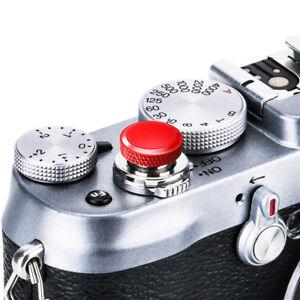 Soft Shutter Release Button for Fujifilm X-T4 X-T3 X-T2 X100V X-PRO3 X-T30 X-T20