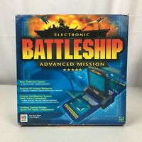 Electronic Battleship Advanced Mission Replacement Ships, Pegs & Recon Jets
