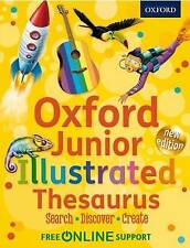 Oxford Junior Illustrated Thesaurus by Oxford University Press (Mixed media product, 2012)