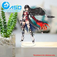 Tales of berseria Terciopelo Crowe Anime Soporte de Acrílico Figura Juguete Regalo de modelo de la exhibición