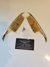1961-1964 Chevy Impala 24kt Gold Door handle Guards