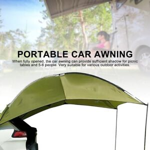 Beach Camping Tent Rooftop Automatic Pop Up Uv Protection Self-driving Tent