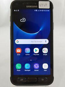 "Samsung Galaxy S7 Active G891A 32GB AT&T GSM Unlocked 5.1"" Smartphone Gray V769"