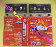 2 mc FESTIVALBAR ROSSA 2001 Compilation VASCO ROSSI DEPECHE MODE no cd lp dvd