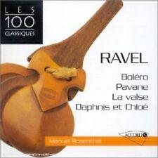 Manuel Rosenthal - Ravel: Daphnis Et Chloe / Bolero / la Valse [New CD]