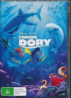 Disney Pixar Finding Dory DVD NEW Region 4 PAL
