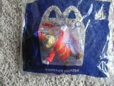 New listing New McDonalds Happy Meal Timothy Mouse Dumbo Toy #3 Nrfp Disney 50th Anniversary
