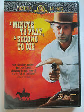 A Minute to Pray, A Second to Die (DVD, 2004) Brand New (Region 1--NTSC/US/CA)