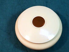 Vintage FRENCH IVORY CELLULOID HAIR RECEIVER