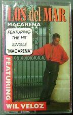 Los del Mar:  Macarena (Cassette, 1995, Critique Records) NEW