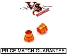 ZETA Front Wheel Spacers KTM  SX SXF EXC EXCF ORANGE 2000-2013