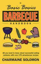 The Basic Basics Barbecue Handbook, Solomon, Charmaine, New Book