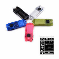 NITECORE TUBE 45 Lumens Tiny USB Rechargeable LED Light in 5 Different Colors.