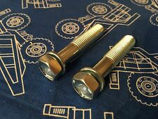 Toyota Corolla GT-S 1985~87 AE86 4AGE TRD Starter Bolts