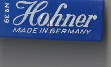 Hohner Made in Germany No 39 Little Lady . new in case .! Never Used!