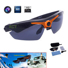 Full HD 1080P Video Camera Sun Glasses Eyewear DVR Camcorder Outdoor Sport Cam