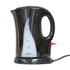1000W Fast Boiling Electric Portable Travel Jug Kettle 1L 1 Litre