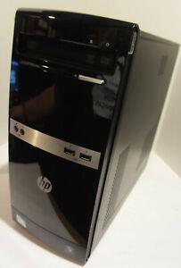 HP 500B MT Desktop PC (Intel Pentium Dual-Core 3.06GHz 4GB 500GB Win 10)