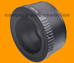 T2 T-mount telescope microscope lens to Samsung NX adapter ring NX1 NX3000 NX500